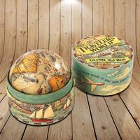 Authentic Models Traveller's World Globe in Box