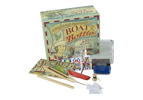 Authentic Models Authentic Models  Boat in a Bottle Kit