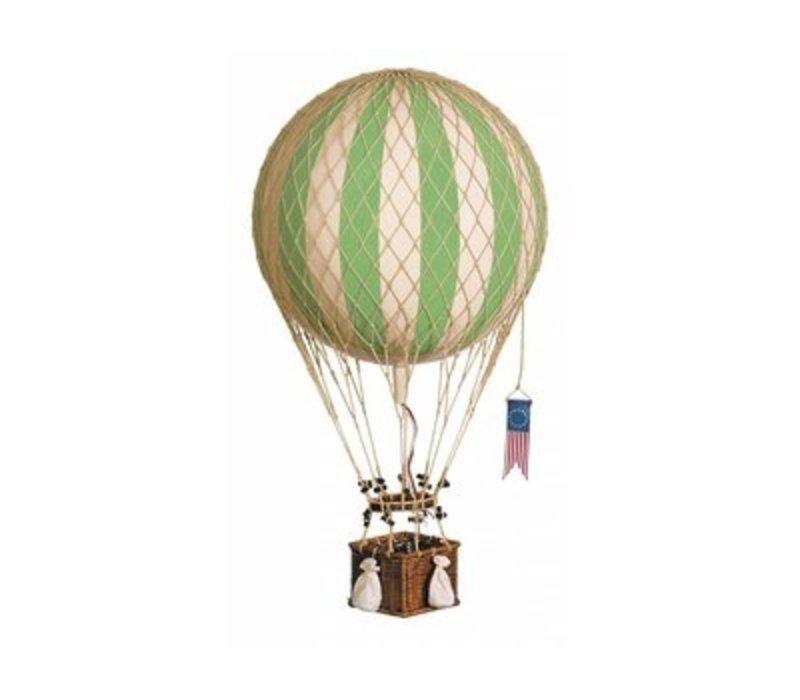 Authentic Models Hot air Balloon  Royal Aero True Green 32 cm