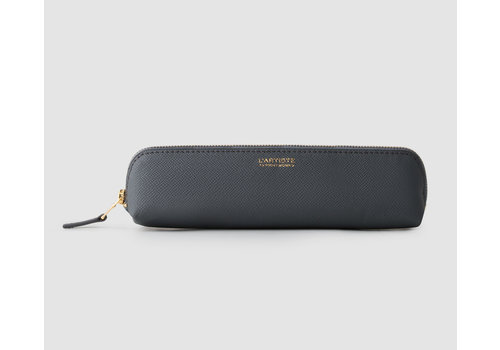 Printworks Printworks Pencil Case Leather Grey