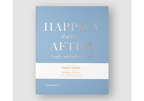 Printworks Printworks Photo Album Happily Ever After