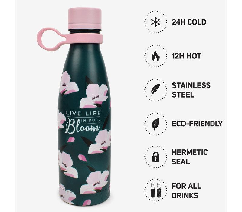LEGAMI HOT&COLD - VACUUM BOTTLE - FLOWER BLOOM