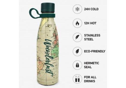 Legami Legami Hot&Cold Isoleerfles  Travel 500 ml