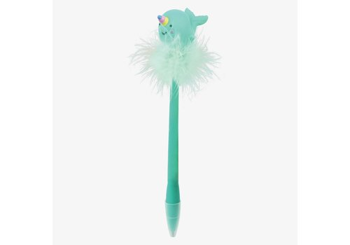 Legami LEGAMI WRITING IS MAGIC - NARWHAL PEN WITHLIGHT