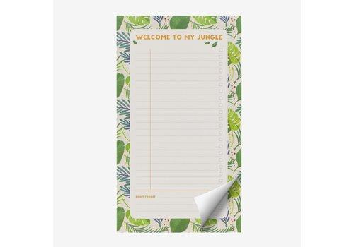 Legami Legami Paper Thoughts - Jungle - Notepad