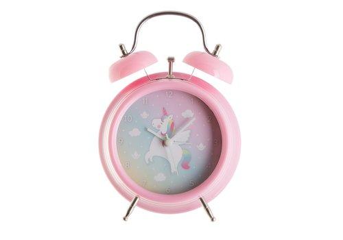 Sass & Belle Sass & Belle Rainbow Unicorn Alarm Clock