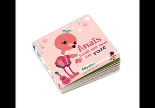 Lilliputiens Lilliputiens Anaïs Houdt Niet Meer van Roze Omkeerbaar Boek
