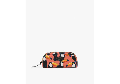 Wouf WOUF Toco Toucan Beauty Toiletry Bag
