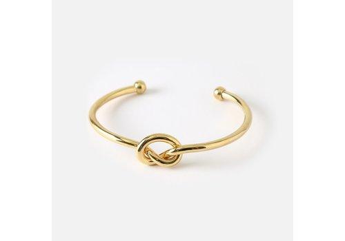 Orelia Orelia Armband Chunky Knot