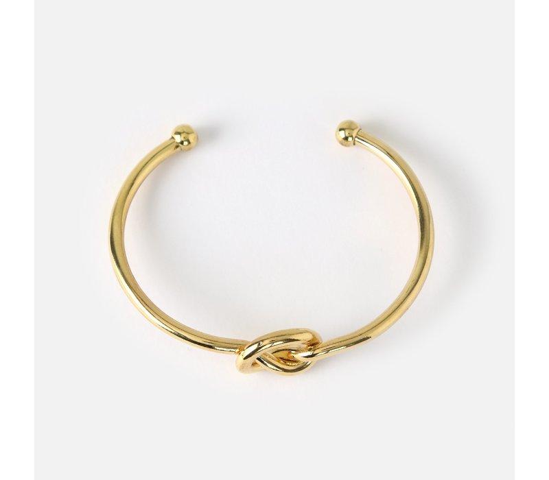 Orelia Armband Chunky Knot