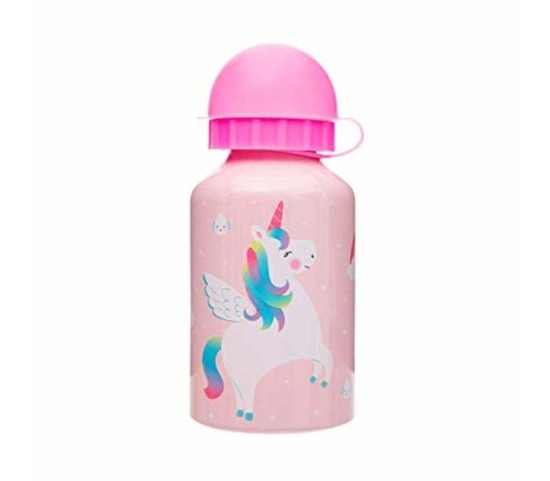 Sass & Belle Rainbow Unicorn SS Water Bottle 300 ml