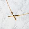 KUKU Kuku Necklace Arrow Gold