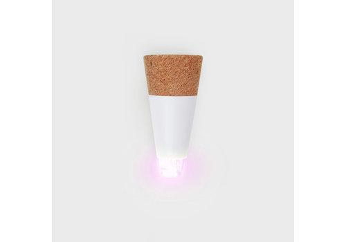 Suck UK Suck UK Flessendop Licht Herlaadbaar