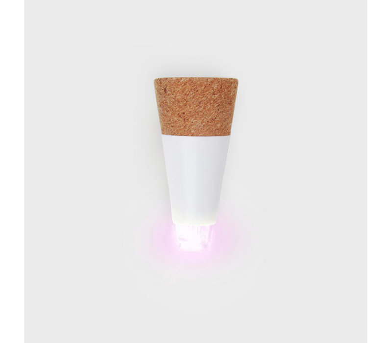 Suck UK Flessendop Licht Herlaadbaar