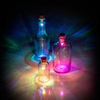 Suck UK Multicolor Bottle Light Rechargeable