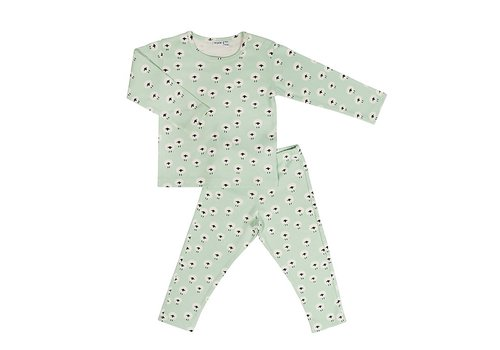 Trixie Trixie 2-delige Pyjama Sheep 86/92 - 18/24m