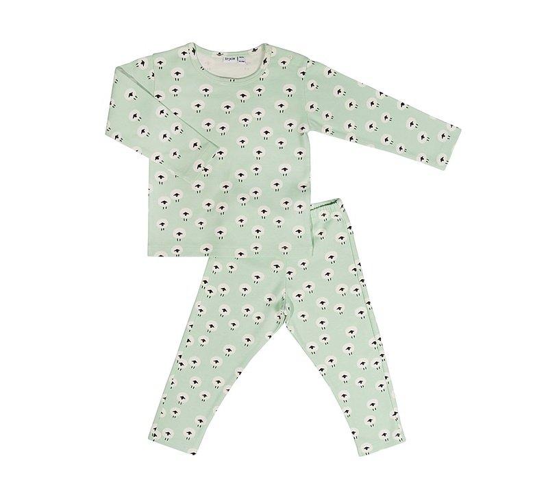 Trixie 2-delige Pyjama Sheep 86/92 - 18/24m