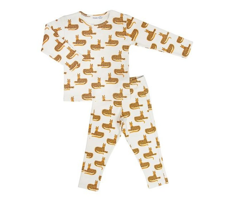 Trixie 2-delige Pyjama Cheetah 8 jaar