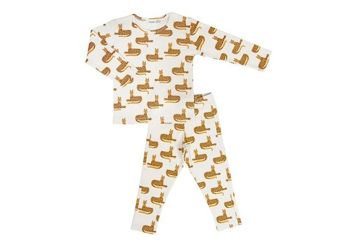 Trixie Trixie 2-piece Pyjama Cheetah 6 years