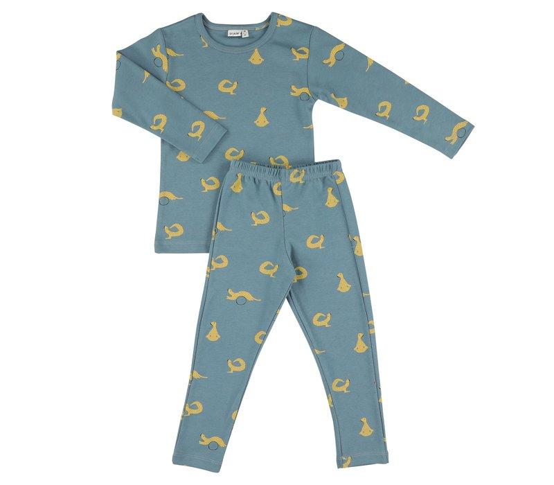 Trixie 2-delige Pyjama Whippy Weasel 3 jaar