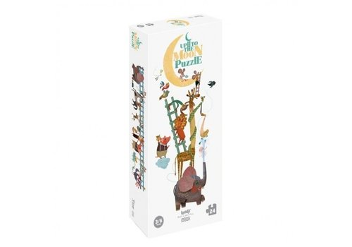 Londji Londji Puzzle UpTo The Moon 24 pcs