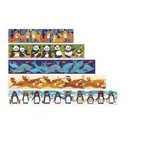 Londji Puzzle 10 Penguins 45 pcs