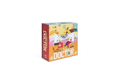 Londji Londji Puzzle I want to be Doctor 36 pcs