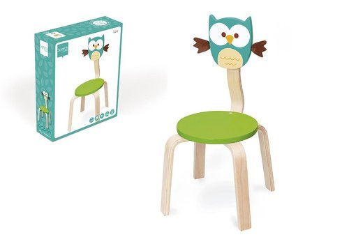 Scratch Scratch Chair Owl Lou