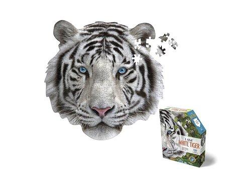 Madd Capp Madd Capp Legpuzzel I Am Puzzle Mini White Tiger 300 st