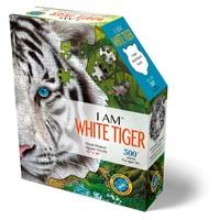 Madd Capp Jigsaw Puzzle I Am Lil White Tiger 300 pcs