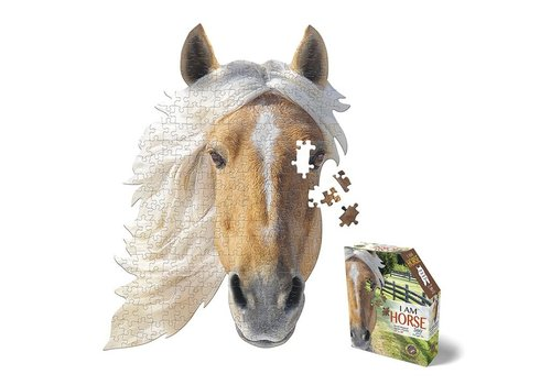 Madd Capp Madd Capp Jigsaw I Am Puzzle Mini Horse 300 pcs
