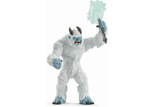 Schleich Schleich Eldrador Ice Monster with Weapon
