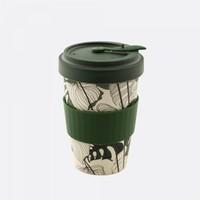 Point-Virgule Travel Mug based on Bamboo Fiber Jungle 500 ml