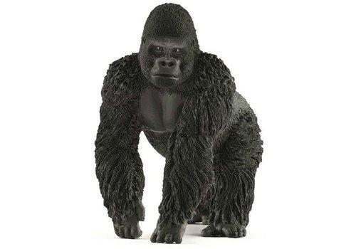 Schleich Schleich Gorilla Mannetje