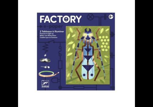 Djeco Djeco Factory Kunst & Techniek Knutselset Insectarium