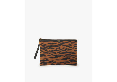 Wouf WOUF Tiger Night Clutch