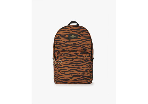 Wouf WOUF Tiger Opvouwbare Gerecycleerde Rugzak