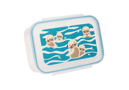 Sugarbooger Sugarbooger Good Lunch Bento Box Baby Otter
