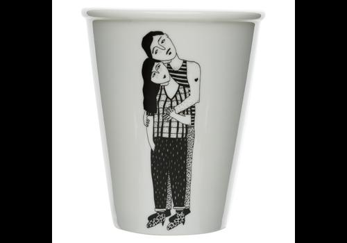 Helen B Helen B Porcelain Cup Hugging