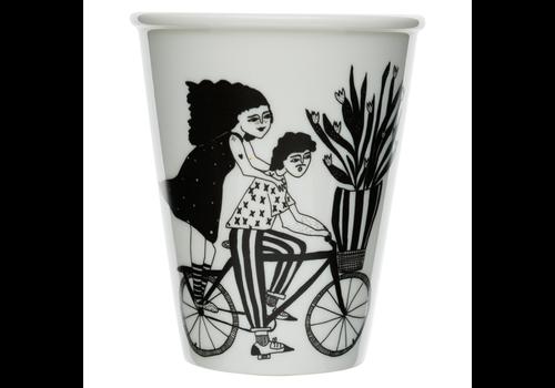 Helen B Helen B Porcelain Cup Paulien & Stijn