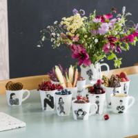 Helen B Porcelain Cup Flower Girl