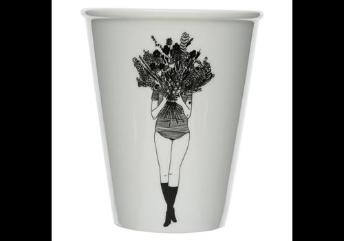 Helen B Helen B Tasse en Porcelaine Flower Girl