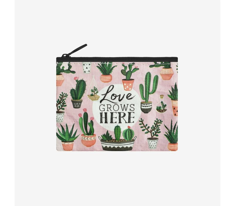 Legami Tasje Kleingeld Funky Collection Cactus