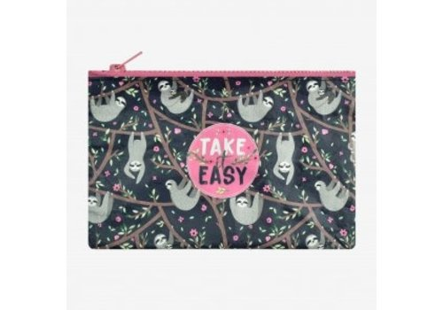 Legami Legami Tasje Kleingeld Funky Collection Take it Easy