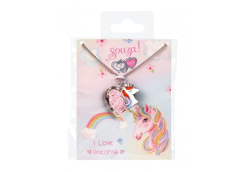 Souza! Souza! Necklace Juanita Unicorn