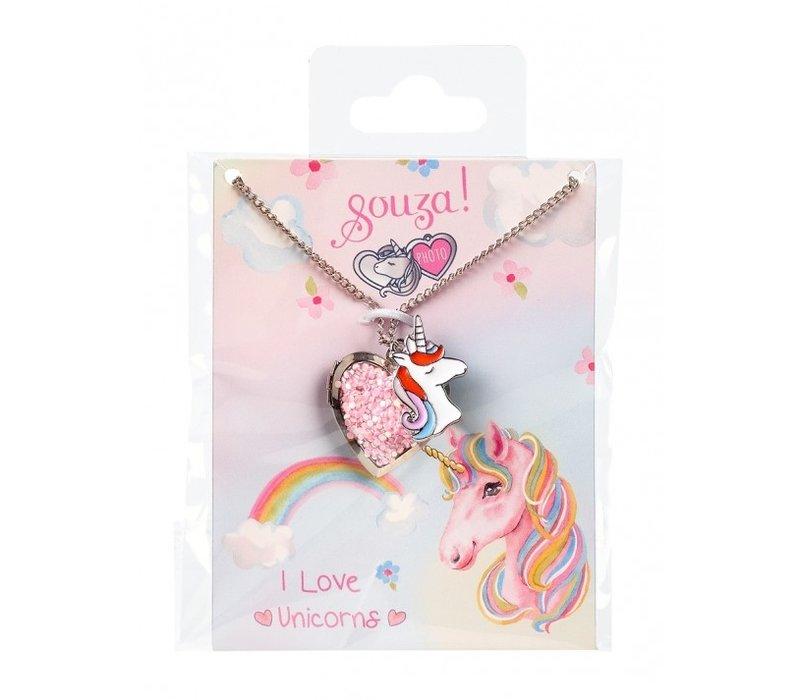 Souza! Necklace Juanita Unicorn