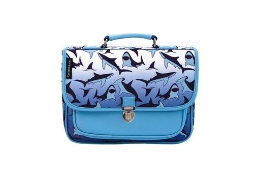 Caramel & Cie Caramel & Cie Mini Schoolbag Sharks