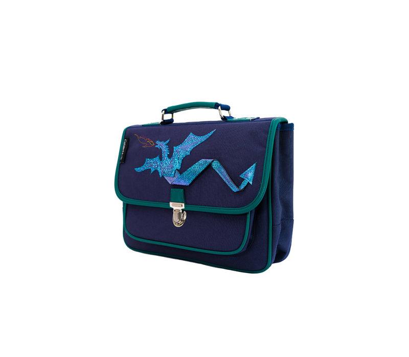 Caramel & Cie Mini Schoolbag Dragon