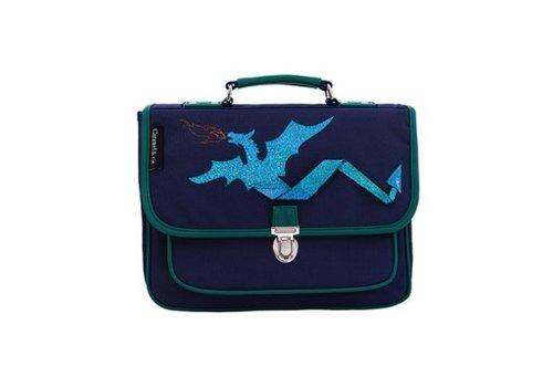 Caramel & Cie Caramel & Cie Mini Schoolbag Dragon