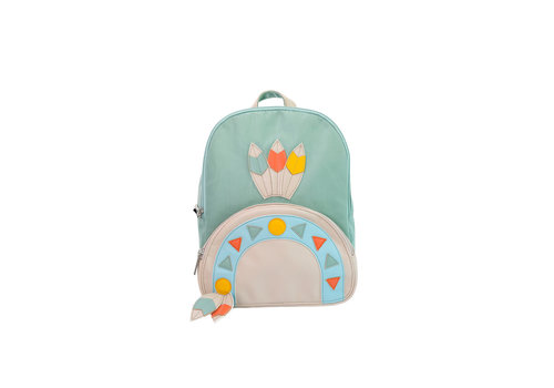 Caramel & Cie Caramel & Cie Small Indian Backpack